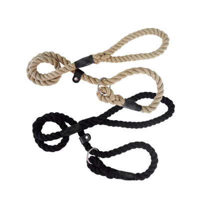 Picture of Cotton Mix Rope Slip Lead