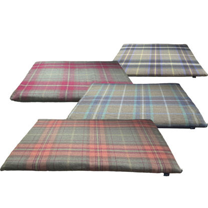 Picture of Luxury Country Check Dog Mat