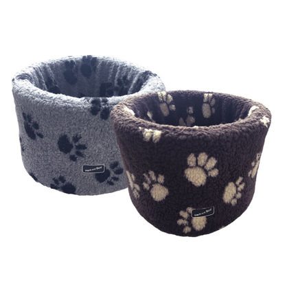 Picture of Fleece Tube Pet Bed