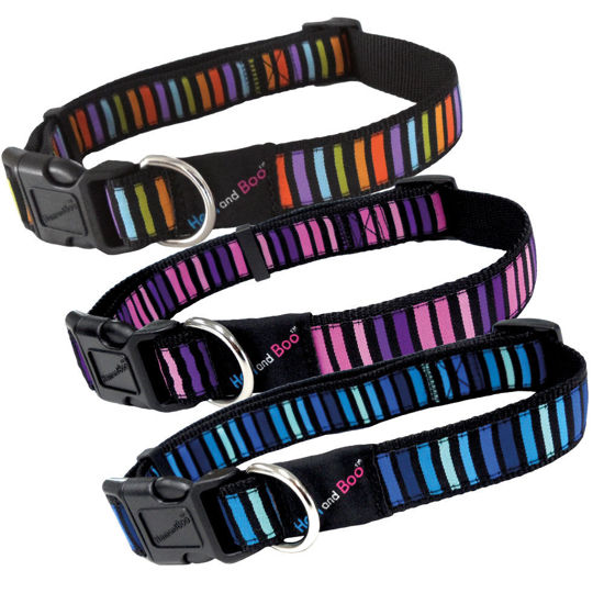 Picture of Block Dog Collar