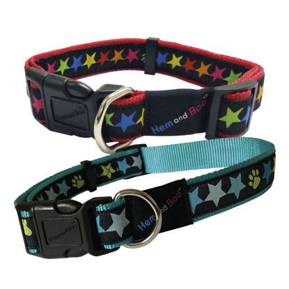 Picture of Stars Dog Collar