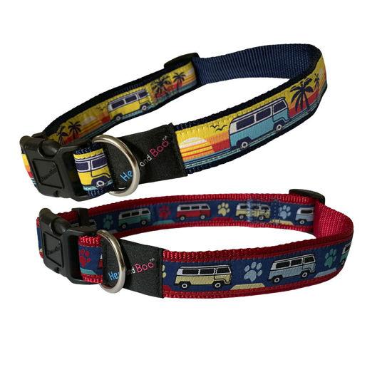 Picture of Camper Van Dog Collar