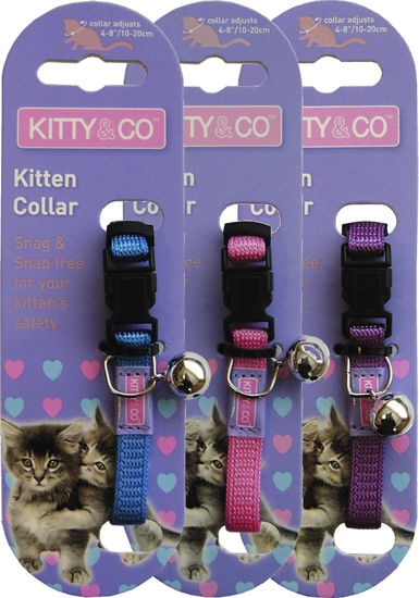 Picture of Snag Free Kitten Collar